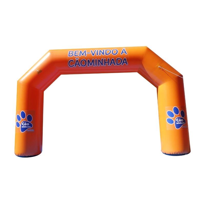 Portal Inflável Largada