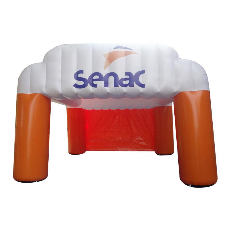 Tenda Inflável Senac